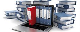 Titelbild: Konzept für Ihre digitale Archivierung