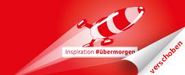 Titelbild: Inspiration #übermorgen verschoben